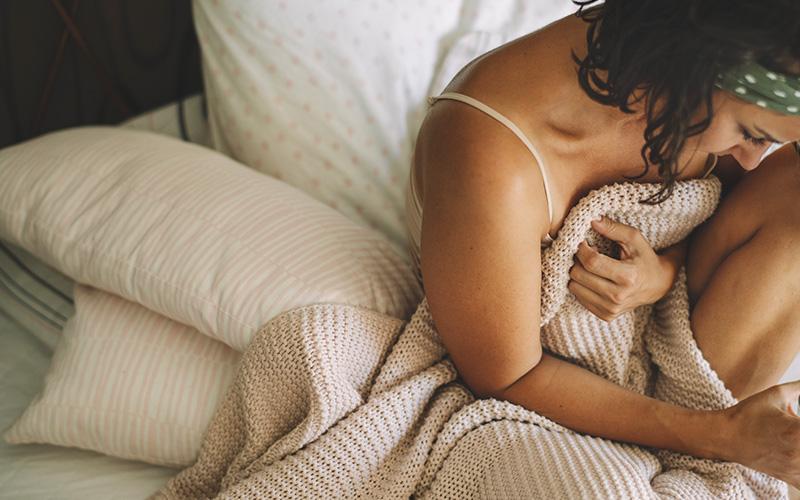 CBD-PMS-Regelschmerzen
