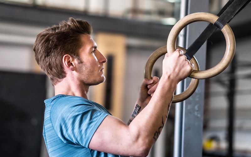 Muskelaufbau-CBD