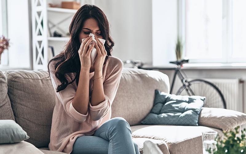 CBD-Allergien